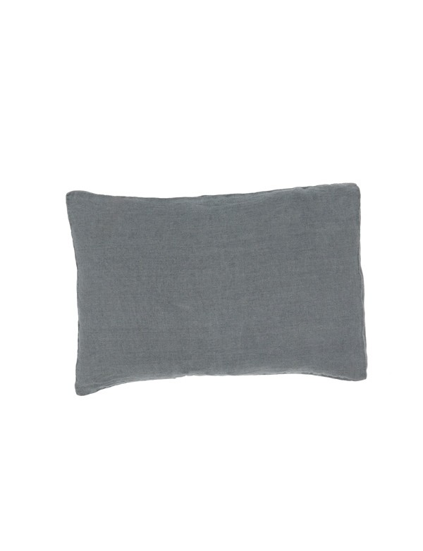 coussin gris coussin rectangle figura gris aytm with. Black Bedroom Furniture Sets. Home Design Ideas