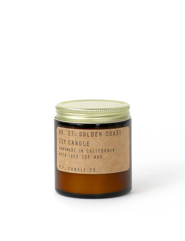 P.F. Candle Co - Bougie parfumée n° 21 - Golden Coast